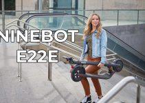 Monopattino ninebot e22e